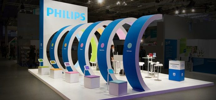 »Philips Healthcare – MESSE«